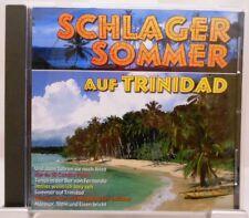 Schlager Sommer auf Trinidad + CD + Stimmungsvolles Album mit 14 tollen Songs +