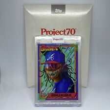 2021 Topps Project 70 Cards YOU PICK From List With Box Free Shipping IN HAND 😎