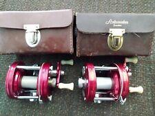 Two(2) Vintage Abu Garcia Ambassadeur 5000 Reels