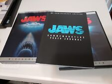 Jaws DVD, 2005, 2-Disc Set, 30th Anniversary Edition Widescreen with book