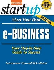 Start Your Own e-Business (StartUp Series)