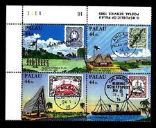 PALAU - PA - 1985 - Centenario della prima occupazione tedesca (1885 - 1914) mnh