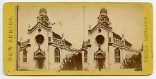 Madonna dell'Orto Church  Venice Italy Vintage Stereoview Photo