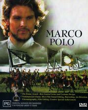 NEW Marco Polo Miniseries Burt Lancaster (1982) DVD