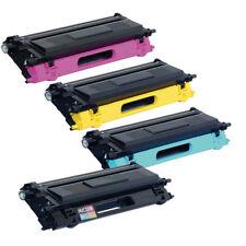 Pack 4 colores para Brother TN230BK TN230C TN230M TN230Y MFC-9120CN MFC9120 CN