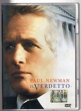 dvd IL VERDETTO Paul NEWMAN