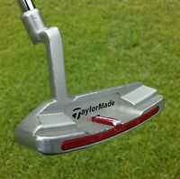 TaylorMade OS Daytona 12 Putter Precision Milled 35 Inch Super Stroke Grip!