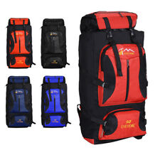 90L Waterproof Backpack Rucksack Bag Outdoor Camping Hiking Travel Large Luggage