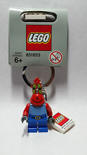 Brand NEW LEGO-Mr. Krabs portachiavi (2006) - 851853-SPONGE BOB SQUAREPANTS
