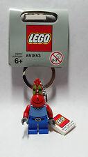 Brand New Lego - Mr. Krabs Keyring (2006) - 851853 - Sponge Bob Squarepants
