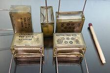 [4pcs]EVOX RIFA PME271 100nF 300VAC metallized paper capacitor class X1 RFI EMI
