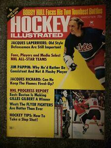 1974 March Hockey Illustrated