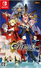 Fate/Extella (Multi-Language) for Nintendo Switch NS
