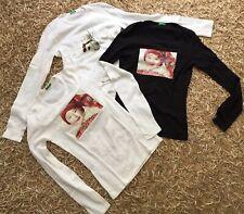 Bekleidungspaket Damen Grösse S Shirts Aufdruck Winter
