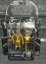 STAR WARS BLACK SERIES 4 INCH #16 PROTOCOL DROID C-3PO FIGURE