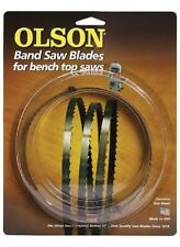 """Olson 55356 Band Saw Blade 56-1/8"""" Long x 1/4"""" Wide .014"""" Thick 6 TPI"""