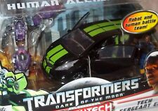 *AUTHENTIC* vs cheap HK KNOCK OFF Transformers ALLIANCE SKIDS ELITA-1 DOTM SHARP