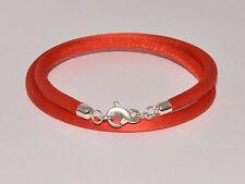 Modeschmuck-Armbänder aus Sterlingsilber ohne Stein für Damen