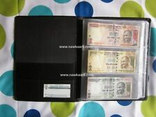 BANKNOTE PAPER MONEY NOTE ALBUM For 90 CURRENCY NOTES