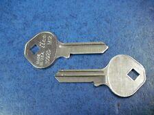 ILCO 1092D Key Blank Magnum Master 150 & 160 Pad Lock KAR 6174
