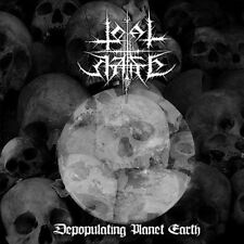 Total Hate - Depopulating Planet Earth CD 2008 black metal Agonia Records