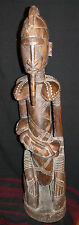 "DOGON LARGE MATERNITY STATUE  40""- MALI"