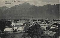 Bad Reichenhall Bayern 1906 Rundblick Totale Panorama Berge Alpen Kirche Häuser