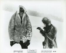 ROCK HUDSON CLAUDIA CARDINALE A FINE PAIR 1968 VINTAGE PHOTO ORIGINAL #5