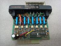 USED GE IC610MDL125A 8 Circuit 115VAC Input Module