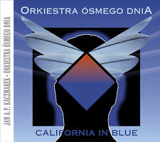 CD JAN A.P. KACZMAREK & ORKIESTRA ÓSMEGO DNIA  - California in Blue