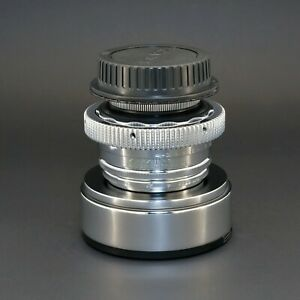 13 Blades Silver Helios 44 2/58  Portrait Cine lens for Canon EF, Sony E, M4/3