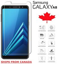 Premium Tempered Glass Ultra Clear Screen Protector for Samsung Galaxy A8 2018