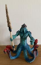 Schleich Eldrador Monster Kraken with Weapon Fantasy Figure