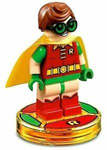 * Lego® Dimensions 71264 Batman Story Robin Minifigure W/ Tag Base  👾