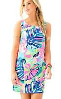 Lilly Pulitzer Cathy Shift Dress, Exotic Garden, Size 2, NWT