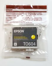 NEW GENUINE EPSON Yellow TO604 for C88+ CX3800 CX3810 CX4200 CX4800