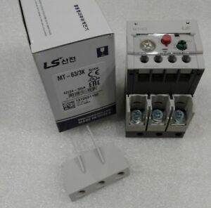 MT-63/3K LS METASOL SCREW THERMAL OVERLOAD RELAY 42(34-50)A NEW IN BOX
