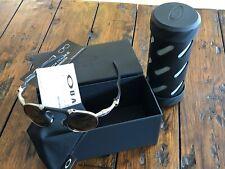 8a7563ba8 Oakley MADMAN Polarizado Plasma Tungstênio Irídio Óculos de Sol  Colecionador OO6019-03