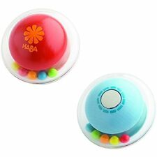 HABA Click Clack Rattle Clutching toy