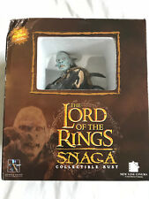 Snaga 2008 Collectible Bust Lord Of The Rings 1500 Limited Ed, Brand new
