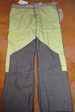 Hornee Jeans Baby Camo SA-OW4 Ladies Motorcycle Jeans Size 10