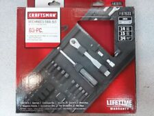 Craftsman 63pc Mechanic's Tool Set 87631 Brand New!!