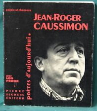 French Poet Jean-Roger Caussimon Poetry & Life in French intro by Léo Ferré