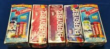 ZipFizz Healthy Energy w/B12 Drink Mix, Variety Combo, 120 Tubes Total, SEALED