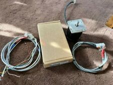 New Listingteknic Servo Motor Nema34 Withsst Drive Amp Cables Complete Stepper Replacement