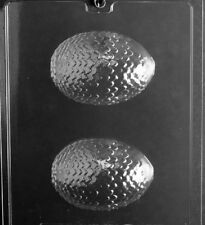 M255 Dragon Egg Chocolate Candy Soap Mold with Instructions