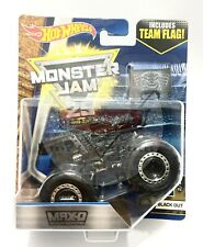 Hot Wheels Monster Jam Black Out Max-D (Chase) SALE!