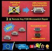 3x Mando A Distancia Interruptor Micro Para Mercedes Benz Cantidad Unidad - V3