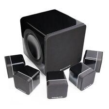 Cambridge Audio Minx 215 Heimkino 5.1 Lautsprecher SET inkl. Subwoofer schwarz