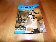 ANCIENT CIVILIZATIONS RAMESES Egypt Pharoah Egyptian History Channel LN DVD